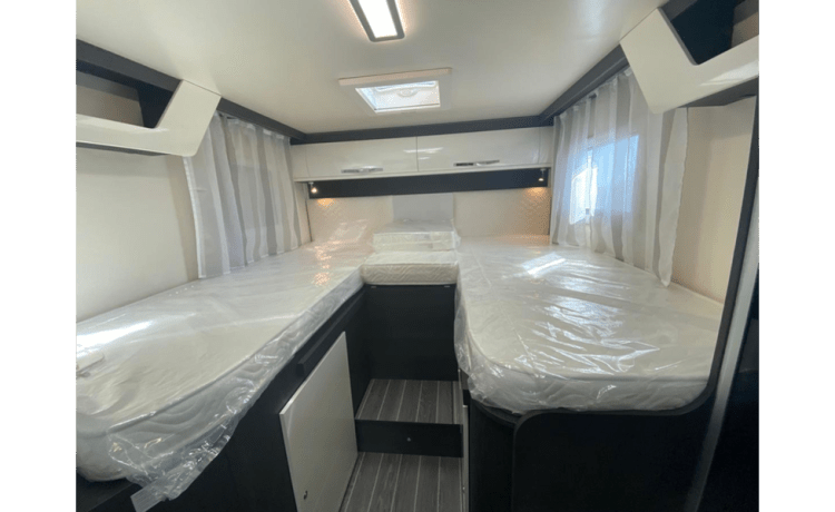 Kronos 284 TL – 2021! Brand new fully equipped comfortable mobile home!