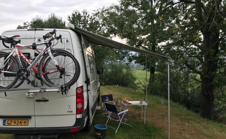 Fer – Genieten in onze complete Volkswagen camperbus