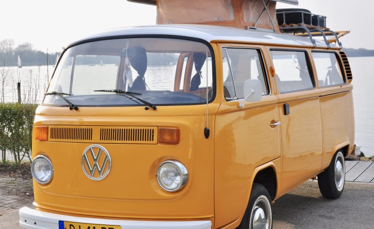 Indy – Prachtige Volkswagen classic uit 1978