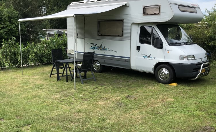 3 person camper