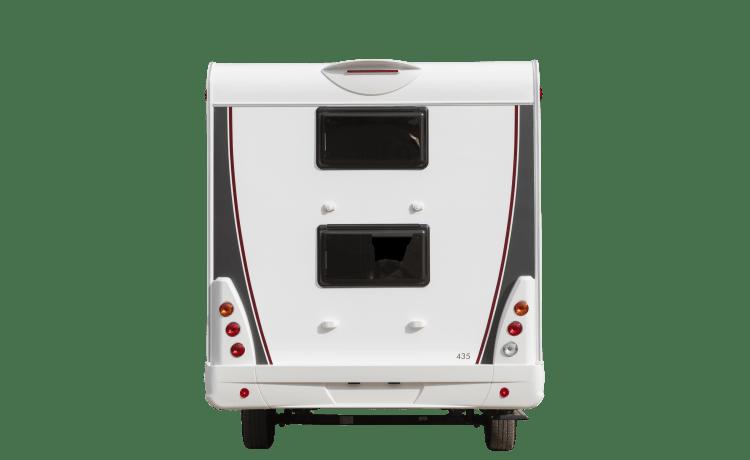 Mansardati – Prachtige compacte camper voor 6 persoenen met alle voorzieningen