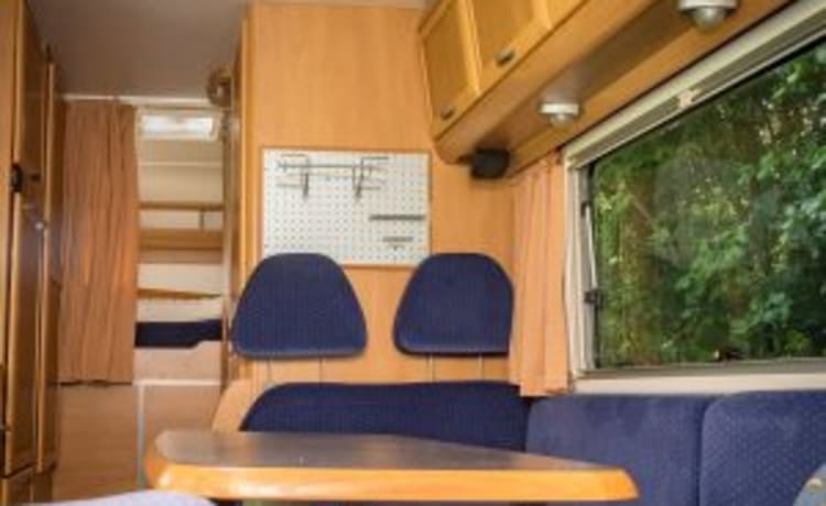 Spacious Camper for rent