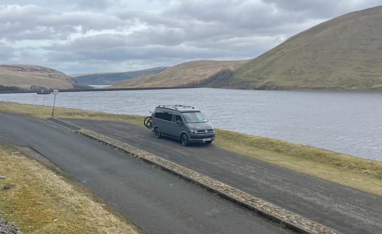Gandalf – VW T6 4 posti letto Campervan