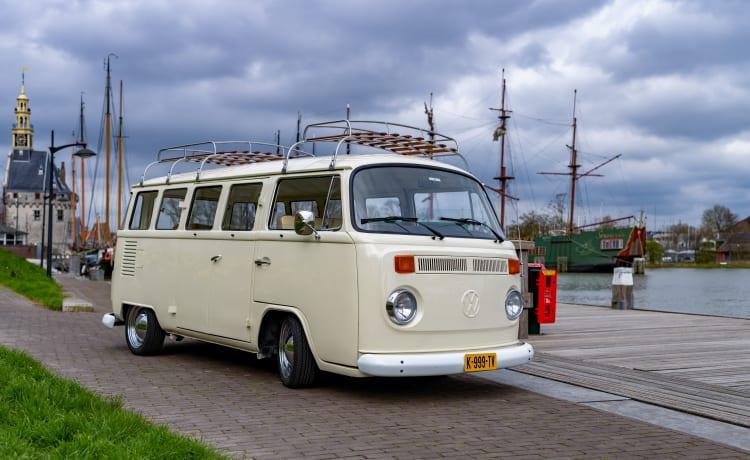 Tinus – Volkswagenbus T2 - Mr. T.