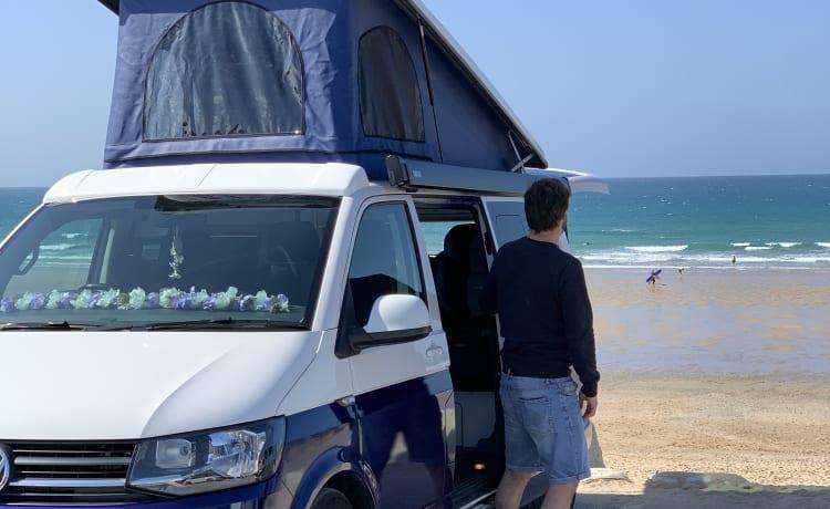 Oakley –  T6 Luxury Campervan