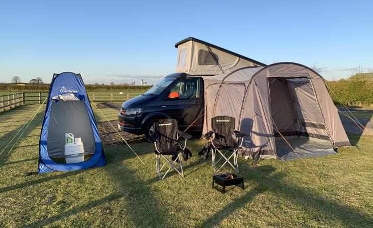 The Explorer – The Explorer VW T6 4 berth Campervan - Automatic