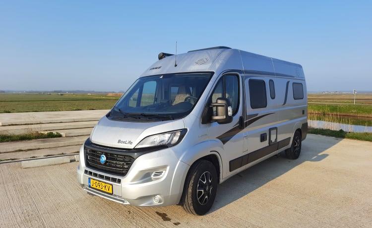 TexelCamper - La base per un fantastico viaggio in camper