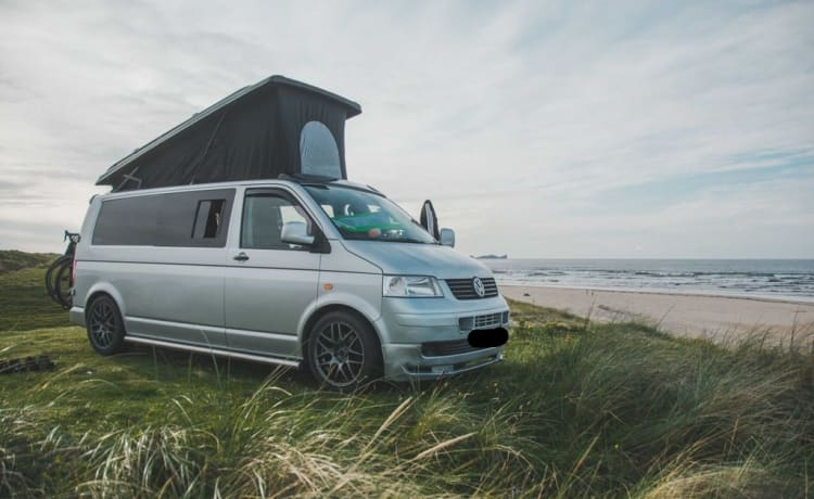 Moby – Off-grid zomeravontuur campervan