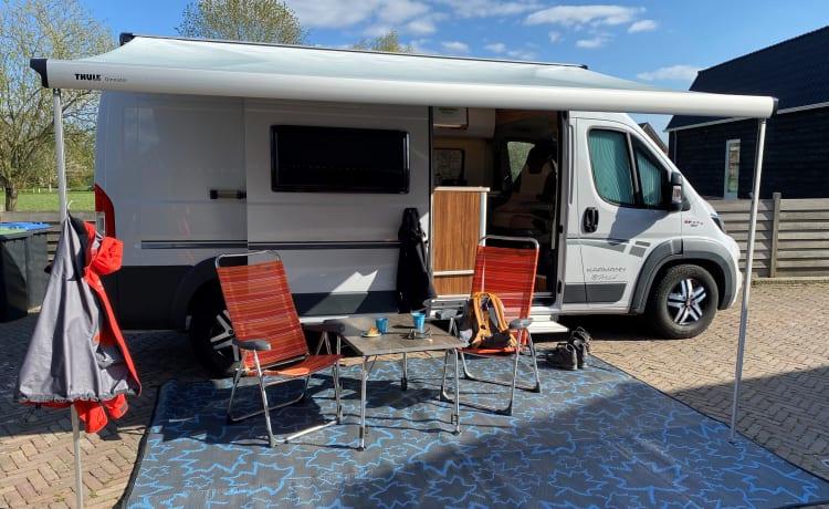 Davis – Luxurious Karmann Davis fully equipped