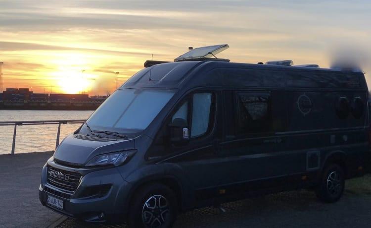 Parti per un'avventura spensierata con la nostra nuovissima Malibu!