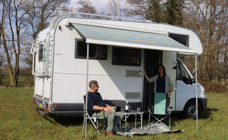 WOW – Week (end) su camper famiglia Wheels