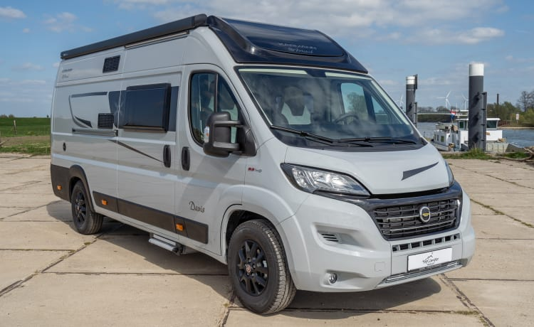 Comfortable touring with an automatic transmission and super luxury off the grid nr 3