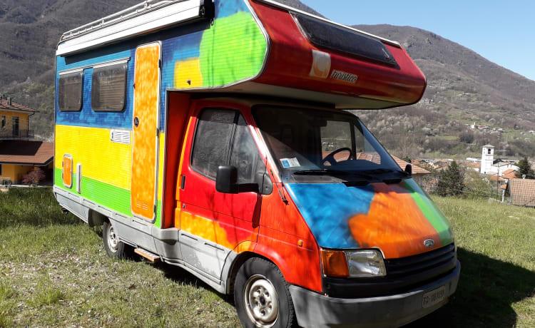 Camper Colors – Camper Colors in libertà!