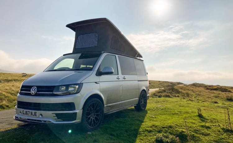 New! VW T6 Campervan for camping all year round (Kent)