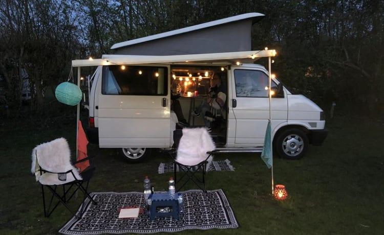 Scotti – Lekker Roadtrippen met deze compacte buscamper, Ready to go
