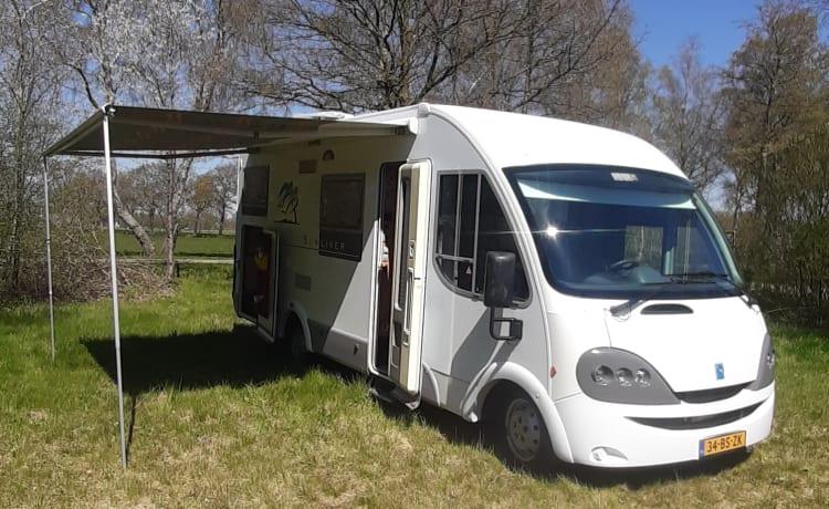 Knaus Sun Liner 650LG