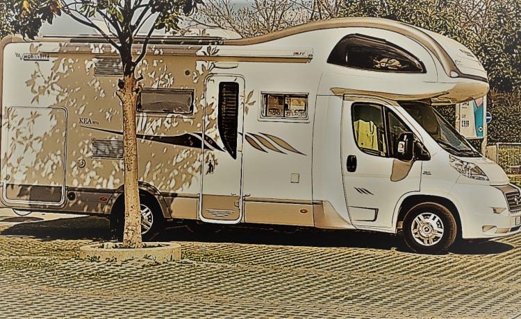 KeaM74 – Camper sharing