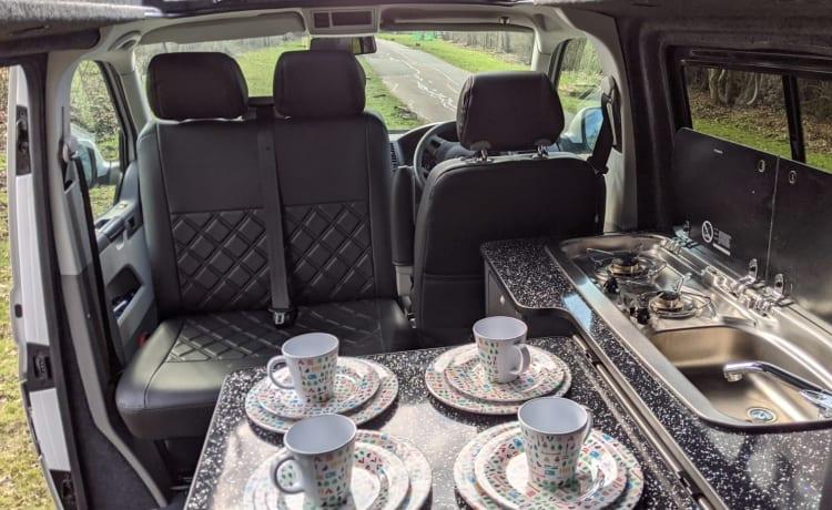Troy – Troy is een luxe VW T5