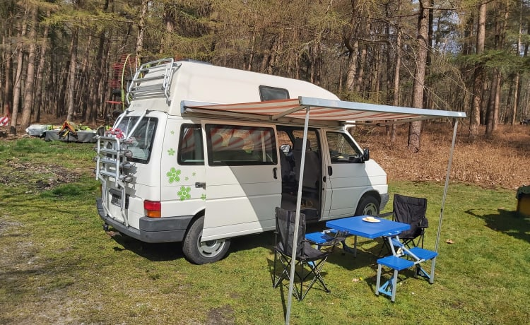 Ben – Compact bus camper for the whole family 4 persons