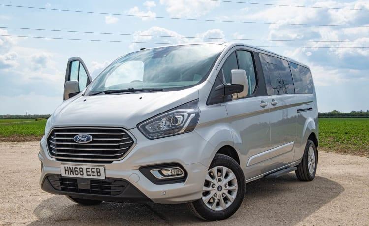 Ford Tourneo – Ford Tourneo Automatic