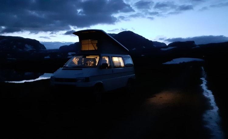 Campert – Toffe Volkswagen T4 California Coach