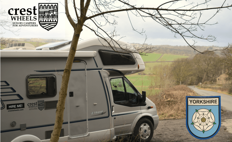 M'Lady – Luxurious fully-equipped Hymer - like a hotel on wheels