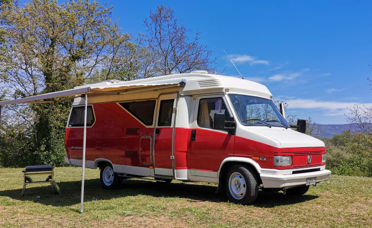 Hobby – Fiat Semi-integraal