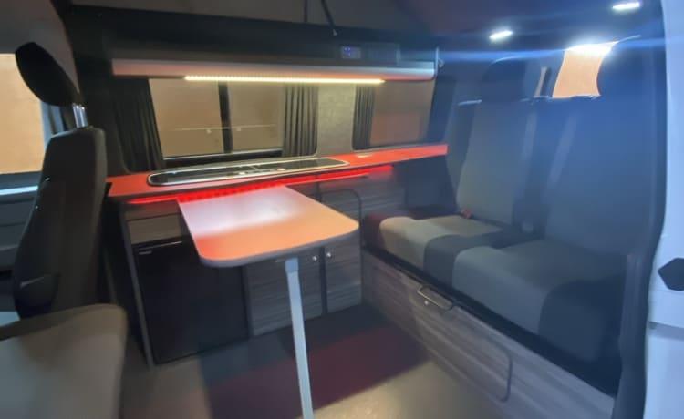 Harris – Nieuwe North Coast 500 camper