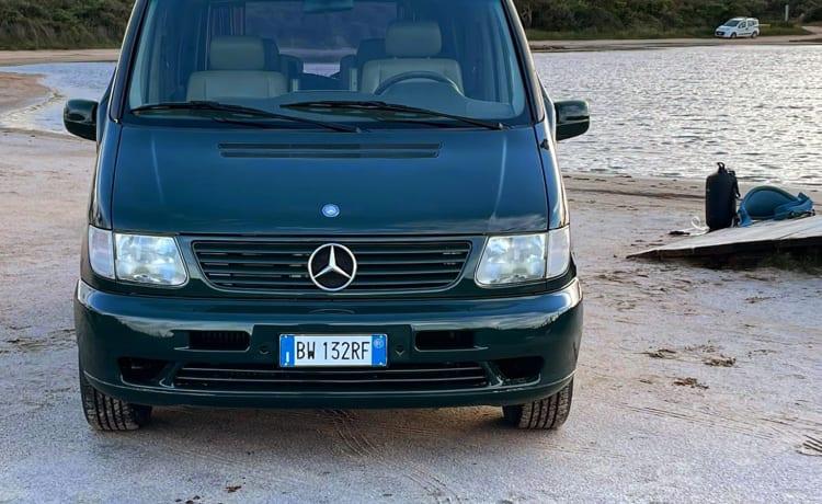 #Naturello Van – Op Sardinië met Naturello Van