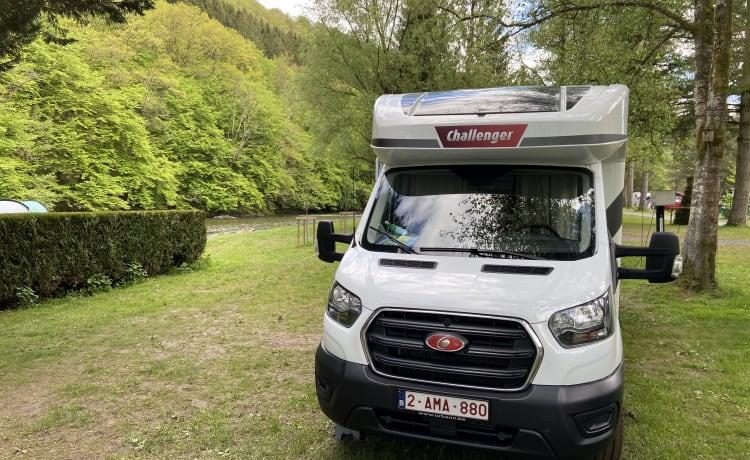 Nieuwe MH! Incl. 2500km, TV Vlaanderen & terrasmeubels