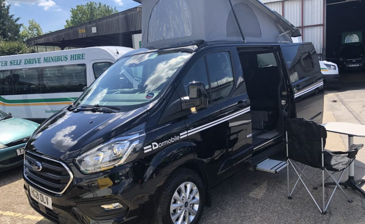 2021 Ford Transit Custom Campervan 4 Berth