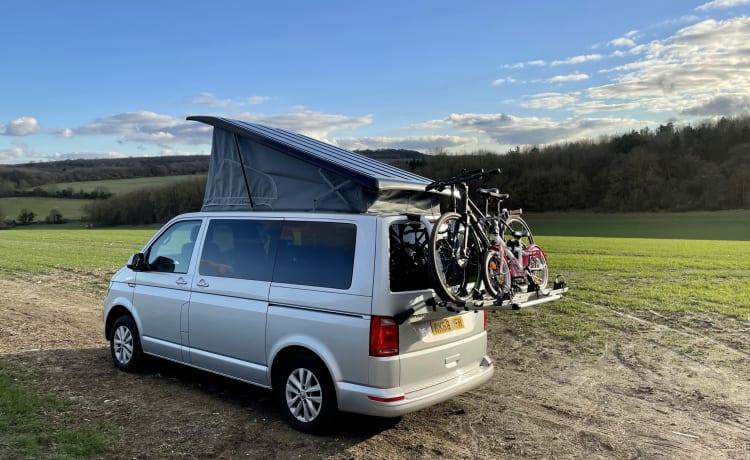 SMI Campervan – VW T6 family Campervan
