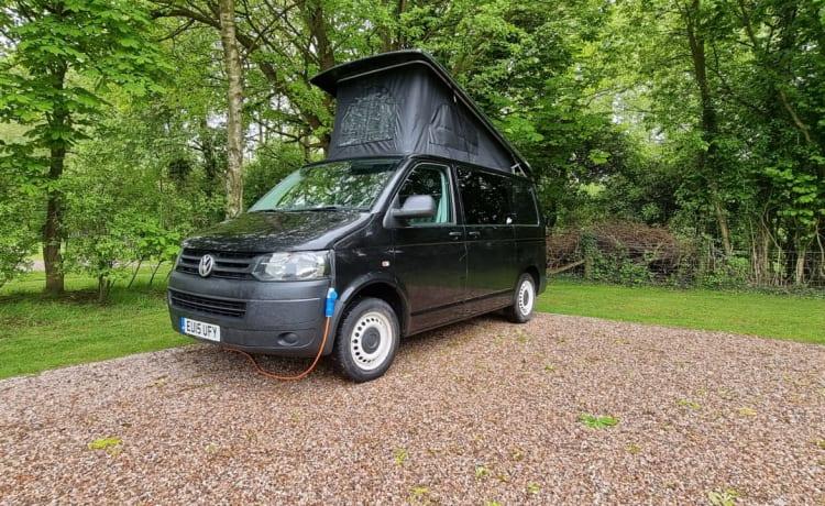 Familie VW T5 camper