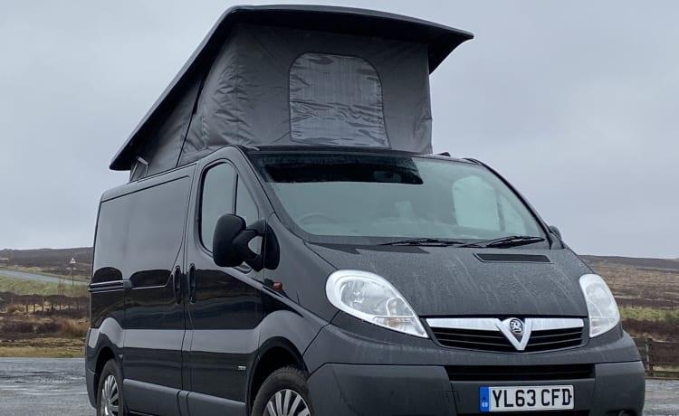 4 posti letto camper Vauxhall ** assicurazione inclusa **