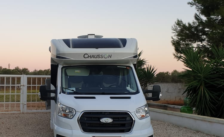 New chausson 708