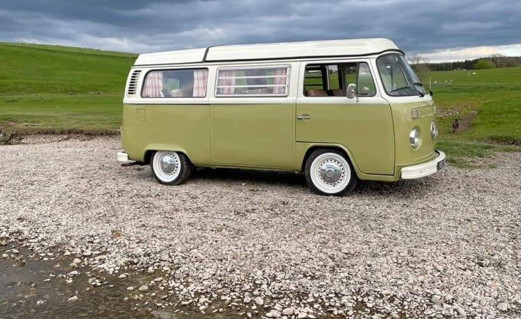 1973 Volkswagen Camper T2 Devon Bay