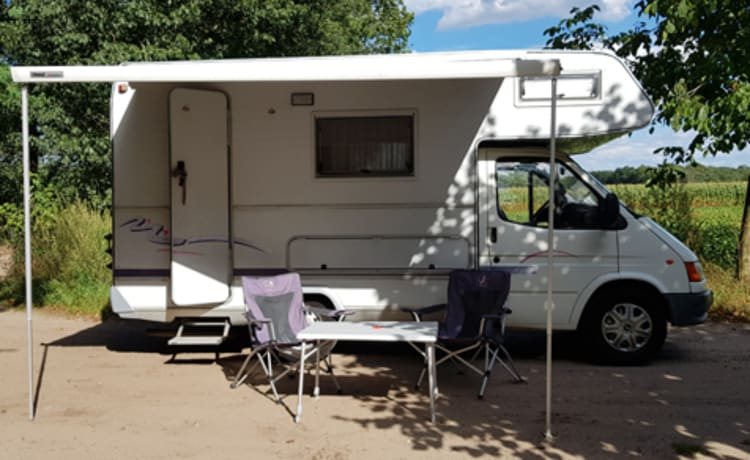 Nice family mobile home for rent