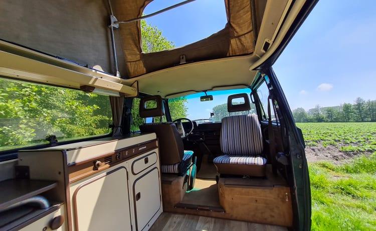 Volkswagen Westfalia T3 camper bus Pop Top - Instant genieten garantie!