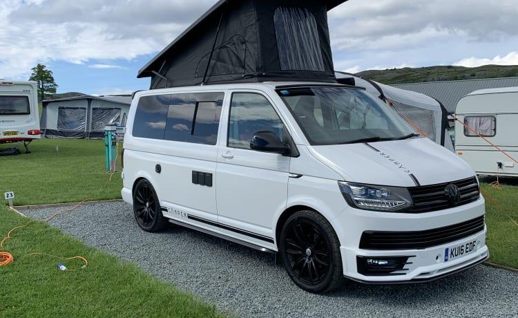 Jock – Camper VW - 4 posti letto, assicurazione inclusa