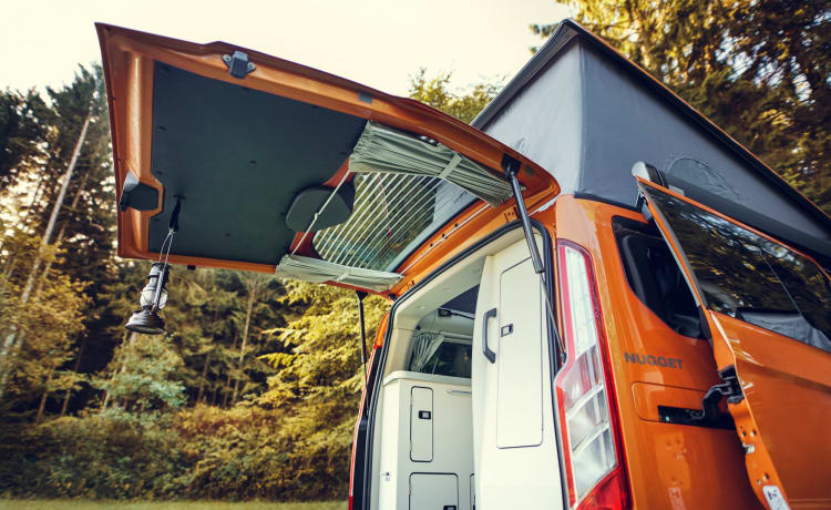 All-in new CamperVAN