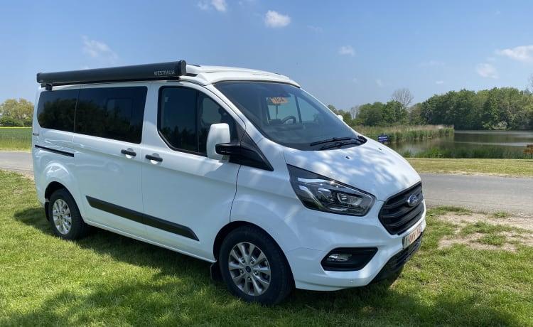 Ford nugget 2020 full optional 185 cv