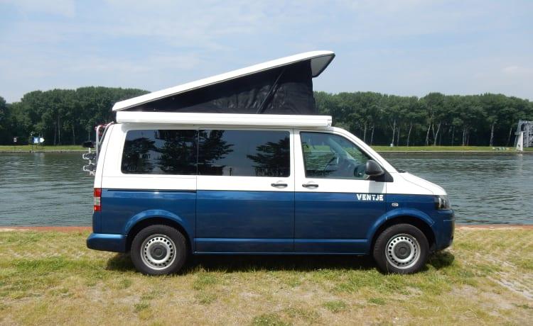 Volkswagen T5 Ventje - Net even anders!
