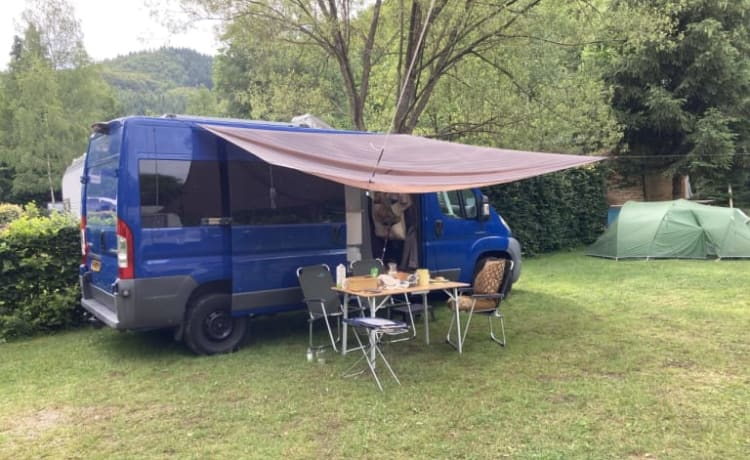 Offgrid & fun motorhome for 3