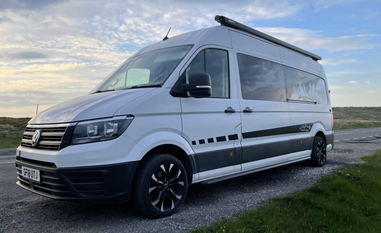 Vw crafter sports home