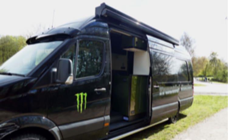 Keith  – Keith the race van