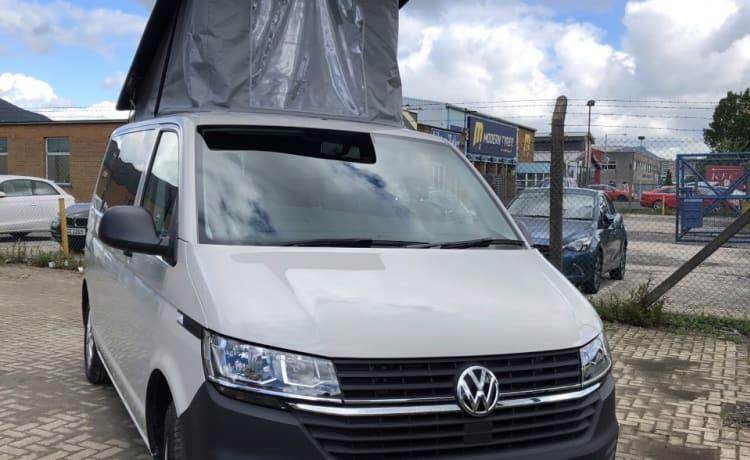 VW camper te huur!