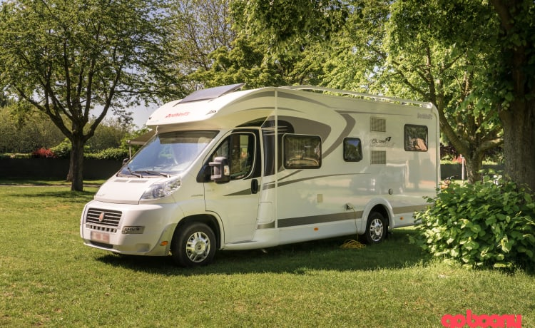 Nice family camper for a great holiday