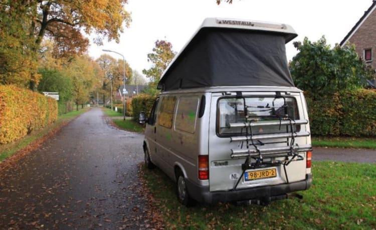 Bonk – Ford Westfalia - complete camper