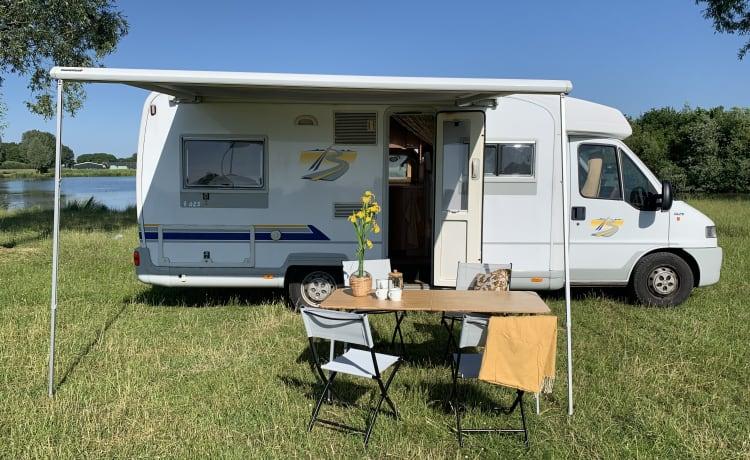 Mr. Vincent – De meest classic camper van Nederland - Mr. Vincent