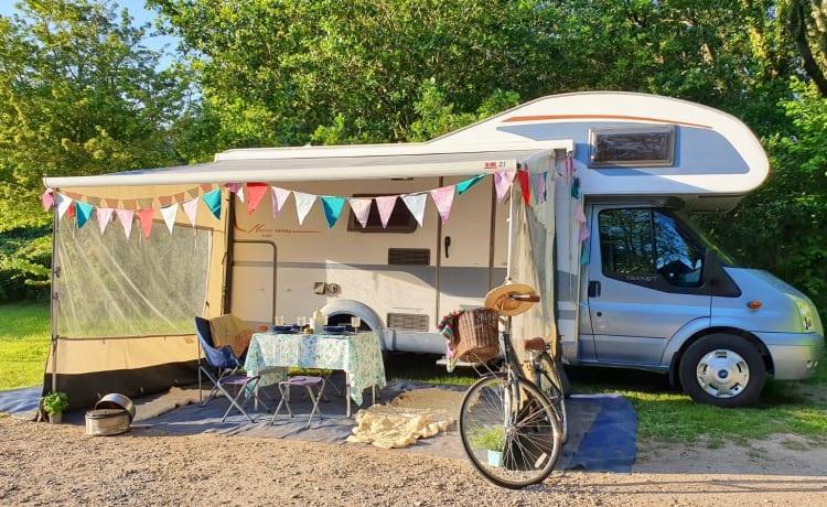Elvis – Family 6 Berth in New Forest/Dorset Coast